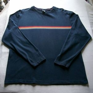 Old Navy Regular Fit Long Sleeve Pull-over Shirt